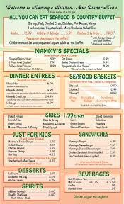myrtle beach restaurant mammy u0027s kitchen downtown myrtle beach