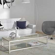 Metal And Glass Coffee Table Glass Coffee Tables You U0027ll Love Wayfair
