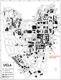 Map Of Ucla Lin Lab Contacts