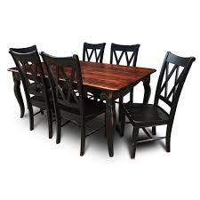 Dining Table Set With Price De Lis Table
