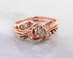 gold wedding ring sets diamond gold wedding ring set tea wexford jewelers