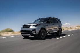 blue land rover discovery 2017 land rover discovery 2018 motor trend suv of the year finalist