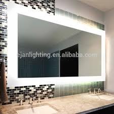 light up led bathroom mirror light with ce ul certificate buy