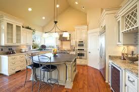 kitchen design ideas pictures high ceiling kitchen design ideas 6119
