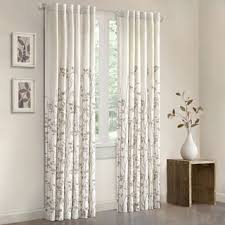Curtains 80 Inches Long Madison Park Aramo 84 Inch Curtain Panel Free Shipping On Orders