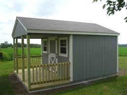 12x16 gable shed with porch storage sheds in southern iowa