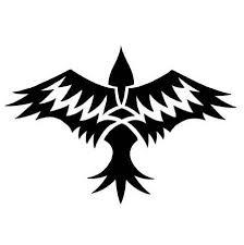 the 25 best tribal bird tattoos ideas on pinterest chest tattoo