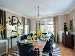 home design hgtv diningms with wallpaper decorating ideas