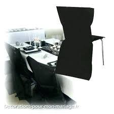 housse chaise jetable chaise noir pas cher housse chaise housse de chaise jetable