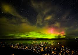 Northern Lights Forecast Michigan Meteor Shower Mixes With Surprise Northern Lights Show