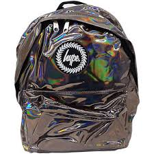 holographic bags hype coffee bag rucksack backpack bag holographic new ebay