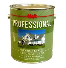 professional exterior paints majic paints