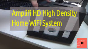 Home Wifi System by Amplifi Hd High Density Home Wi Fi System Ubiquiti Networks
