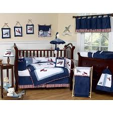 Jojo Crib Bedding Sweet Jojo Designs Aviator 9 Crib Bedding Set Free
