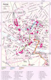 San Francisco Walking Map by Maps Update 26001808 Tourist Map Of Florence U2013 Florence Maps Top