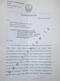 madras hc judge justice karnan stays supreme court u0027s order