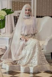wedding dress syari pin by inarwati triwismarani on wedding dress syari