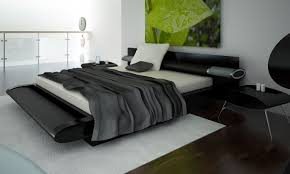 Black And White Bedroom With Color Accents Bedroom Awesome Neutral Color Accent Modern Bed Room Furniture