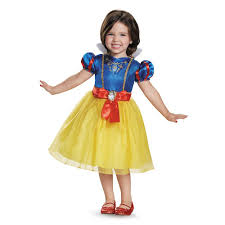 toddler girls halloween costume amazon com disguise little girls u0027 disney snow white costume dress