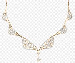 earring chain necklace images Earring jewellery necklace chain diamond jewellery png download jpg