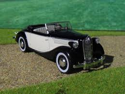 vintage opel car opel super 6 cabriolet u0026quot gläser u0026quot 1937 model cars hobbydb