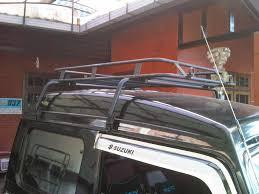 jimny katana roof rack aksesoris mobil variasi suzuki jimny katana