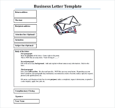 Business Letter Template Closing 38 Business Letter Template Options Know Which Format To Use