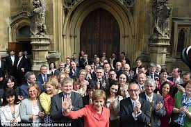 seconds of summer a team mp nicola sturgeon s not an mp and shouldn t be posing outside