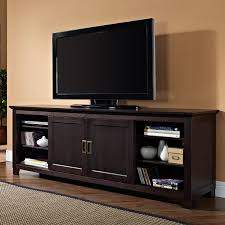 Simpli Home Warm Shaker Tv Stand Simpli Home Cosmopolitan 72 In Tv Stand Hayneedle