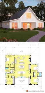 home planners house plans modern farmhouse plan 888 13 architectnicholaslee www