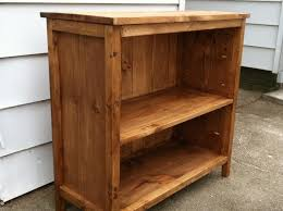 Free Wood Bookcase Plans by Ana White Customized Kentwood Bookshelf Diy Projects
