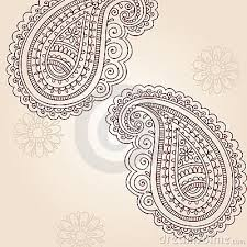 paisley designs paisley henna design tattoos henna on neck paisley