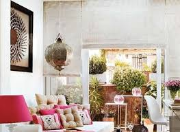 glamorous moroccan style decor for living room modern interior