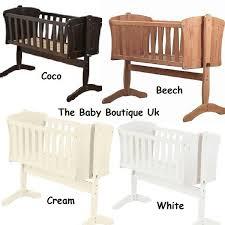 baby elegance anna swinging crib