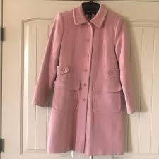 light pink wool coat moda international jackets blazers light pink wool coat poshmark