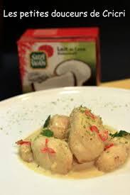 cuisiner des joues de lotte recette joue de lotte au curry et lait de coco 750g