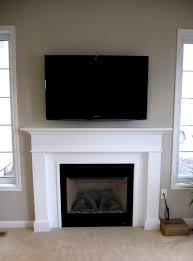 living room fireplace tv arrange home design ideas glitter tile