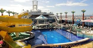norwegian gem pool deck norwegian cruise pinterest cruises