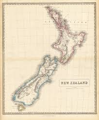 Southern Ocean Map A History Of South Island Self Determination Hosted In Nelson