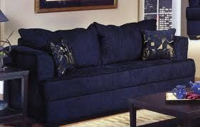 Navy Blue Sofa And Loveseat Hereo Sofa Blue Living Room Furniture - Blue living room chairs