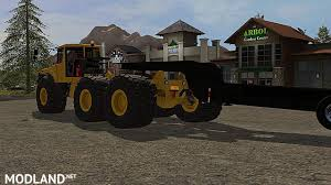 minecraft semi truck volvo a40g semi rock truck v 1 0 mod farming simulator 17