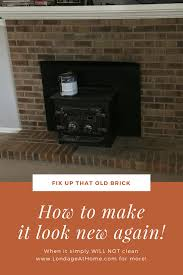 how to make brick look like new u2013 londage at home
