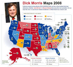 2016 Presidential Usa Election Prediction Electoral Map by So Wrong So Long Morris U0027 Unethical Career At Fox News