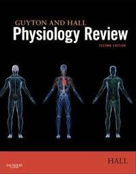 Human Anatomy And Physiology Review Guyton U0026 Hall Physiology Review John E Hall 9781416054528