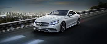 s class luxury coupe mercedes benz