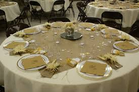 50th Anniversary Centerpieces To Make by Simple And Elegant 50th Wedding Anniversary Decoration In This