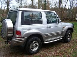 galloper hyundai galloper la camioneta todoterreno más popular de los 90