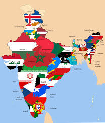 Map Of Indian States by Oc India States Compared To Countries Of Similar Gdp 1486 X 1734