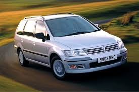 mitsubishi 2000 mitsubishi space wagon 1999 car review honest john