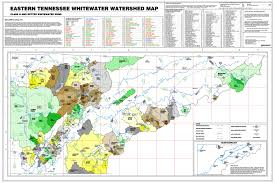 Maps Tennessee by Tri Cities Tn And Nc Watershed Maps